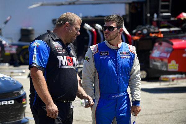 #42: Chad Finchum, Motorsports Business Management, Toyota Supra MBM Motorsports