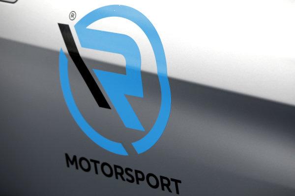 R-Motorsport logo.
