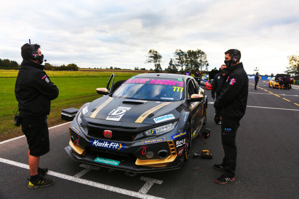 Michael Crees (GBR) - BTC Racing Honda Civic Type R