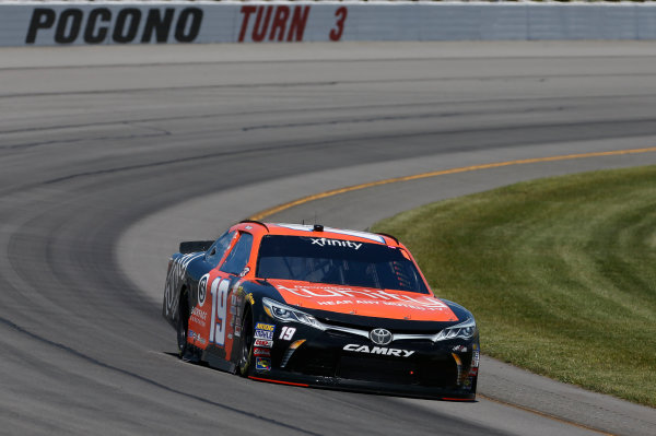 NASCAR XFINITY Series Pocono Green 250 Pocono Raceway, Long Pond, PA USA Friday 9 June 2017 Matt Tifft, Tunity Toyota Camry World Copyright: Matthew T. Thacker LAT Images ref: Digital Image 17POC1mt1167
