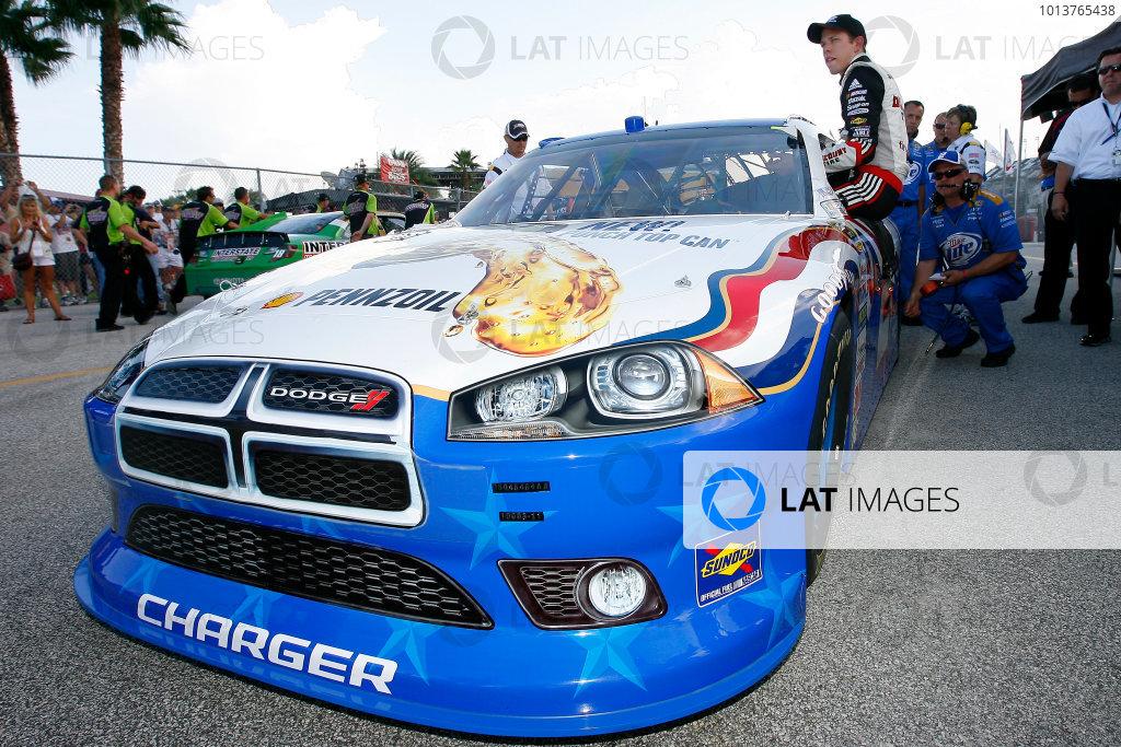 5-7 July, 2012, Daytona Beach, Florida USABrad Keselowski(c)2012, LAT SouthLAT Photo USA