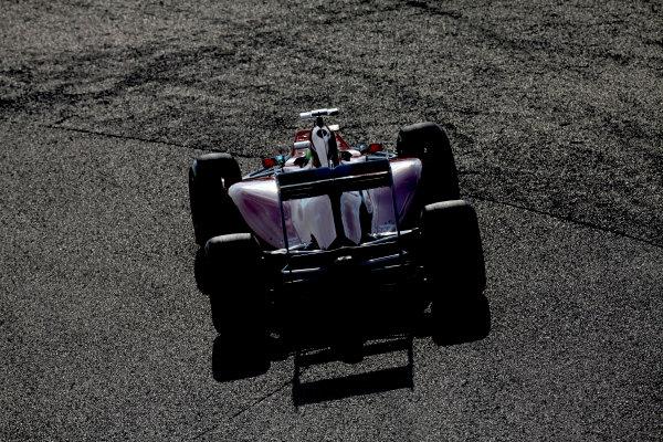 Suzuka Circuit, Suzuka, Japan.7th October 2011.Felipe Massa, Ferrari 150° Italia. Action. World Copyright: Glenn Dunbar/LAT Photographicref: Digital Image IMG_2635