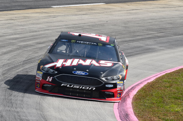 Monster Energy NASCAR Cup Series First Data 500 Martinsville Speedway, Martinsville VA USA Saturday 28 October 2017 Clint Bowyer, Stewart-Haas Racing, Haas Automation Ford Fusion World Copyright: John K Harrelson/LAT Images