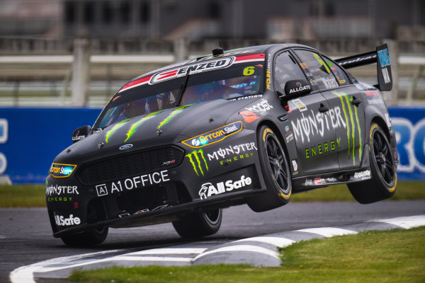 2017 Supercars Championship Round 14.  Auckland SuperSprint, Pukekohe Park Raceway, New Zealand. Friday 3rd November to Sunday 5th November 2017. Cameron Waters, Prodrive Racing Australia Ford.  World Copyright: Daniel Kalisz/LAT Images  Ref: Digital Image 031117_VASCR13_DKIMG_0944.jpg