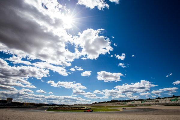 2016 GP3 Series Testing. Circuit Ricardo Tormo, Valencia, Spain. Friday 8 April 2016. Jake Dennis (GBR, Arden International). World Copyright: Zak Mauger/LAT Photographic. ref: Digital Image _79P8011