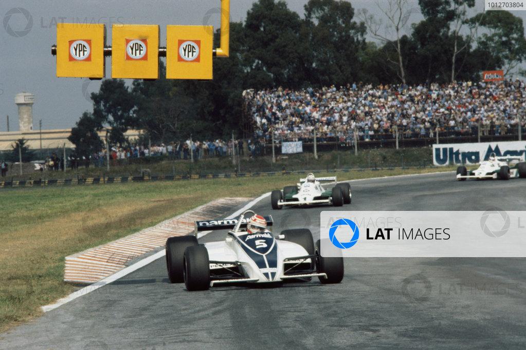 1981 Argentinian Grand Prix.
