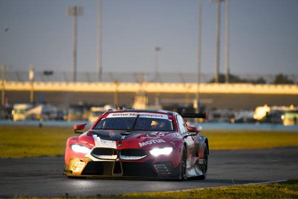#25 BMW Team RLL BMW M8 GTE, GTLM: Timo Glock, Philipp Eng, Bruno Spengler, Connor De Phillippi