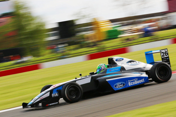 Louis Foster (GBR) Double R Racing British F4