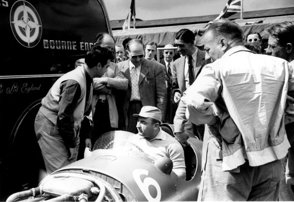 1951 British Grand Prix.