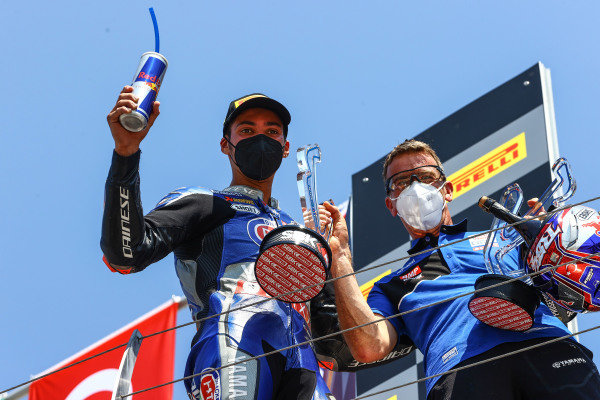 Toprak Razgatlioglu, PATA Yamaha WorldSBK Team, Paul Denning.