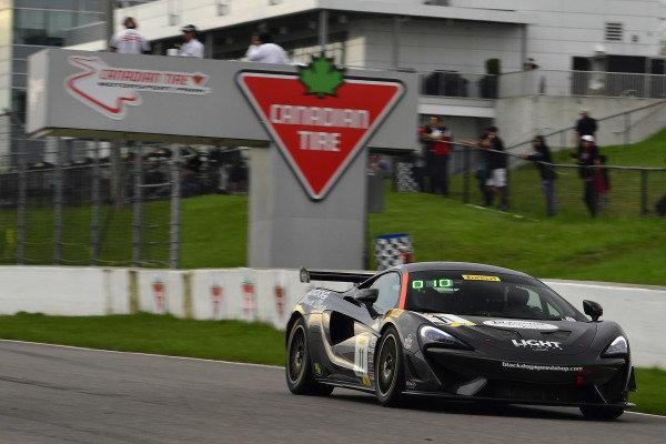 #11 McLaren 570S GT4 of Tony Gaples