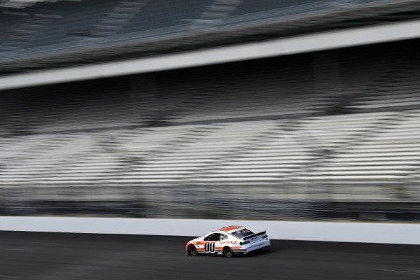 #00: Landon Cassill, StarCom Racing, Chevrolet Camaro SHERFICK COMPANIES