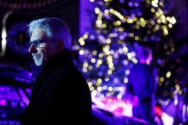 2017 Autosport Awards Grosvenor House Hotel, Park Lane, London. Sunday 3 December 2017. Damon Hill.  World Copyright: Joe Portlock/LAT Images Ref: Digital Image _r3i5613