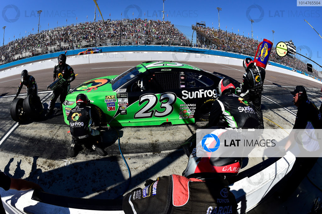 2017 Monster Energy NASCAR Cup Series Camping World 500 Phoenix International Raceway, Avondale, AZ USA Sunday 19 March 2017 Gray Gaulding World Copyright: Rusty Jarrett/LAT Images ref: Digital Image 17PHX1rj_2740