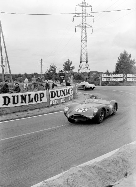 Le Mans, France. 28-29 July 1956.