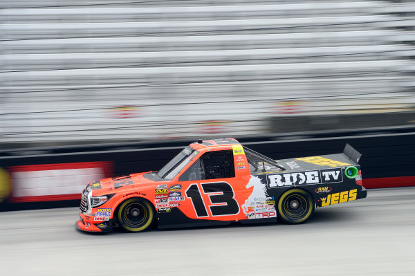 NASCAR Camping World Truck Series UNOH 200 Bristol Motor Speedway, Bristol, TN USA Wednesday 16 August 2017 Cody Coughlin, Ride TV/ Jegs Toyota Tundra World Copyright: John K Harrelson LAT Images