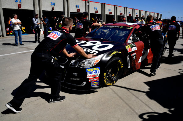 Monster Energy NASCAR Cup Series Bank of America 500 Charlotte Motor Speedway, Concord, NC Friday 6 October 2017 Kasey Kahne, Hendrick Motorsports, Road to Race Day Chevrolet SS World Copyright: Rusty Jarrett LAT Images