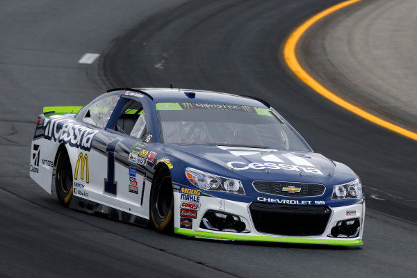 Monster Energy NASCAR Cup Series ISM Connect 300 New Hampshire Motor Speedway Loudon, NH USA Friday 22 September 2017 Jamie McMurray, Chip Ganassi Racing, Cessna Chevrolet SS World Copyright: Lesley Ann Miller LAT Images