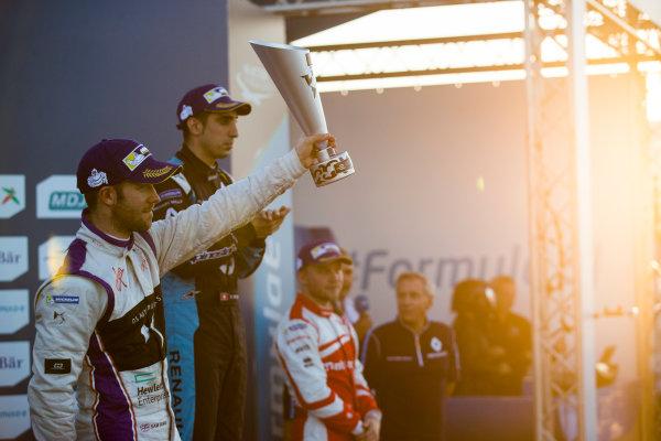 2016/2017 FIA Formula E Championship. Marrakesh ePrix, Circuit International Automobile Moulay El Hassan, Marrakesh, Morocco. Sam Bird (GBR), DS Virgin Racing, Spark-Citroen, Virgin DSV-02.  Saturday 12 November 2016. Photo: Sam Bloxham/LAT/Formula E ref: Digital Image _SBB7766