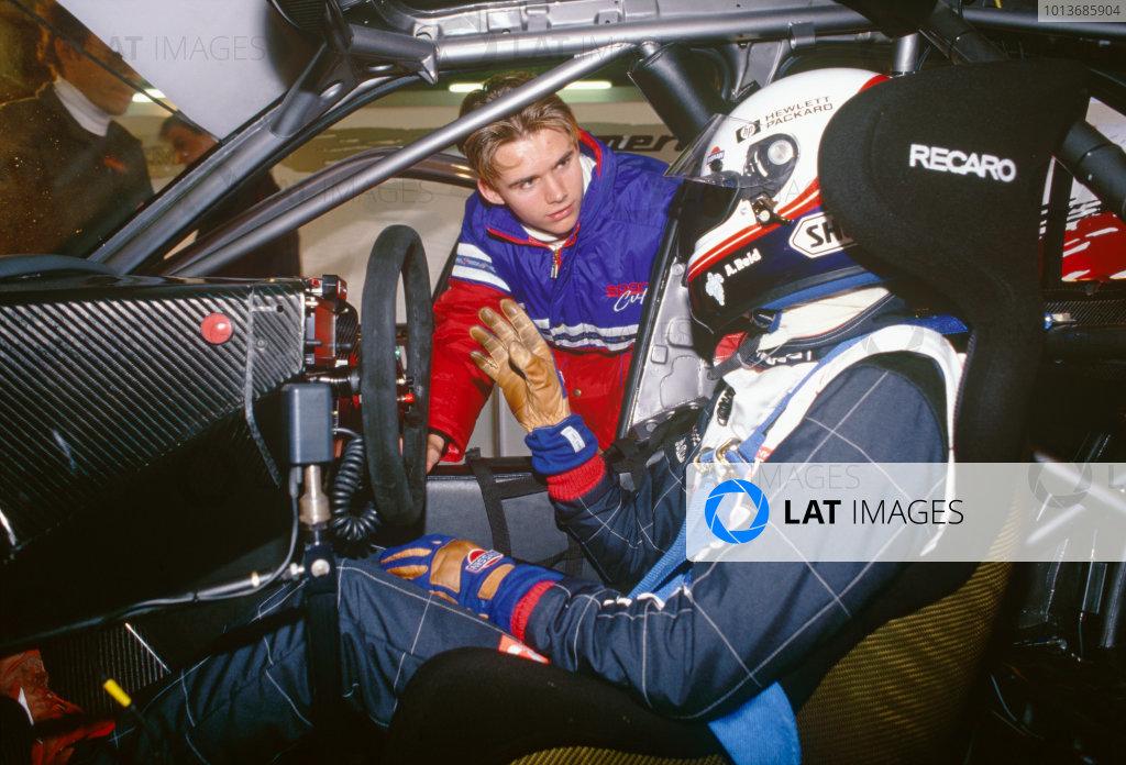 1997 McLaren Autosport BRDC Young Driver Award.