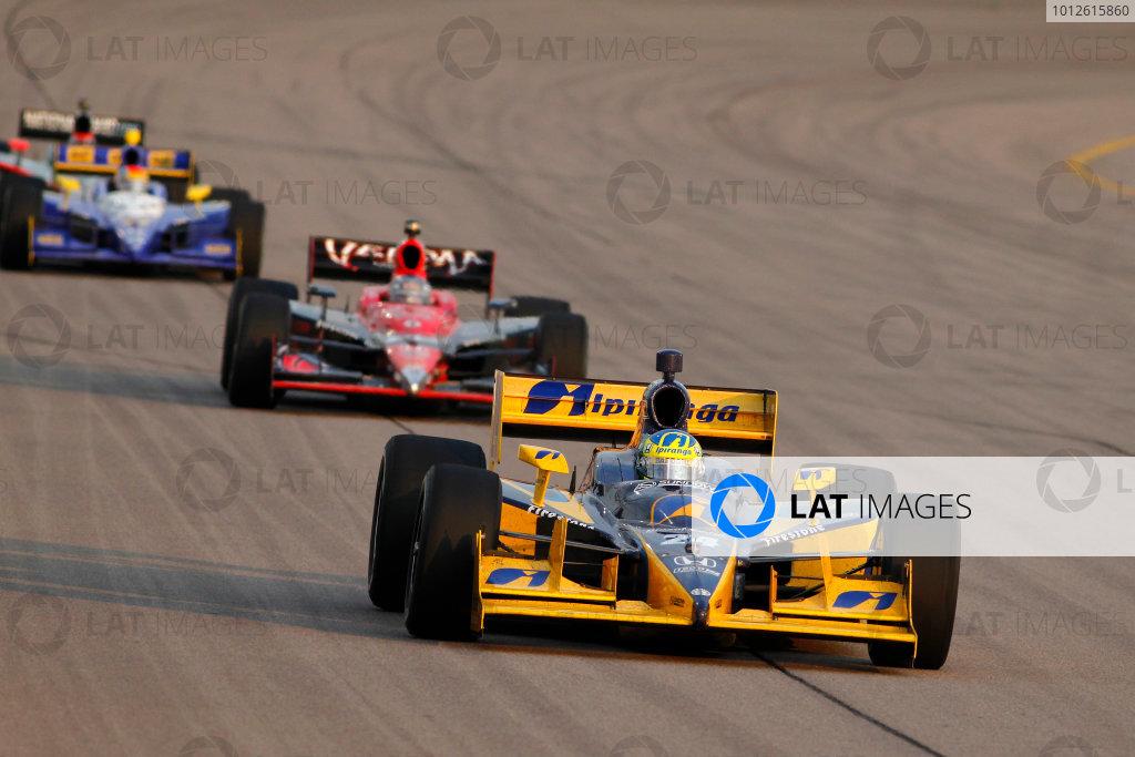 2011 IndyCar Iowa