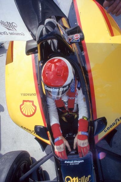Bobby Rahal (Lola T95/00 Mercedes Benz