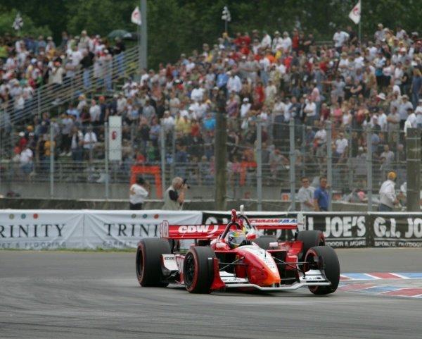 Justin Wilson (GBR) RuSPORT. Champ Car World Series, Rd5, Portland International Raceway, Portland, Oregon, USA. 16-18 June 2006. DIGITAL IMAGE
