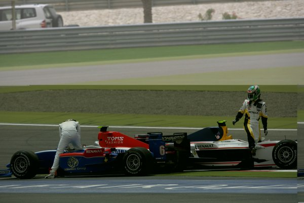 2007 GP2 Series. Round 1. 
