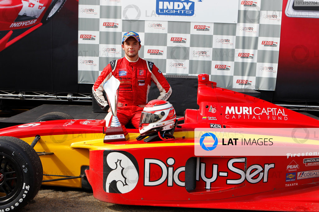 2012 Indy Lights Edmonton