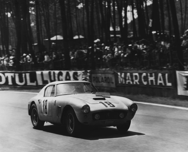 1960 Le Mans 24 hours.