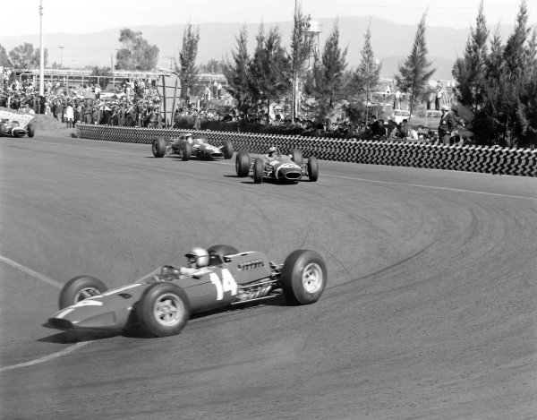 1965 Mexican Grand Prix.