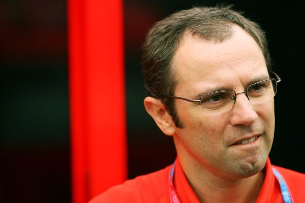 Stefano Domenicali (ITA) Ferrari Manager of F1 Operations.