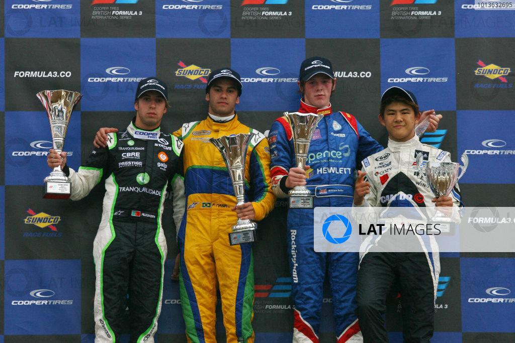 2011 British F3 International Series,