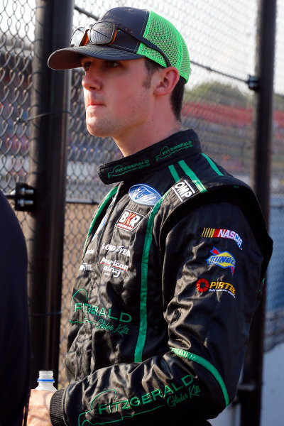 NASCAR Camping World Truck Series Eldora Dirt Derby Eldora Speedway, Rossburg, OH USA Tuesday 18 July 2017 Austin Cindric, Fitzgerald Glider Kits Ford F150 World Copyright: Russell LaBounty LAT Images