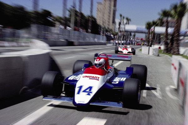 Clay Regazzoni, Ensign N180 Ford.