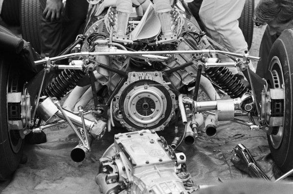 Formula 1 Photos: Dutch GP (1967)