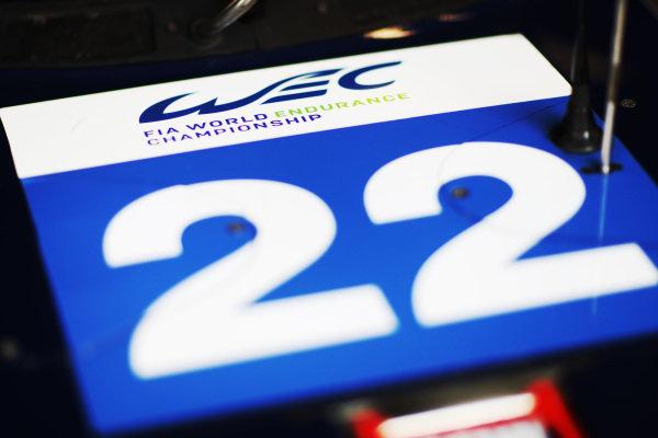 World Endurance Championship - #22 United Autosports USA Oreca 07 - Gibson: Philip Hanson, Fabio Scherer, Filipe Albuquerque