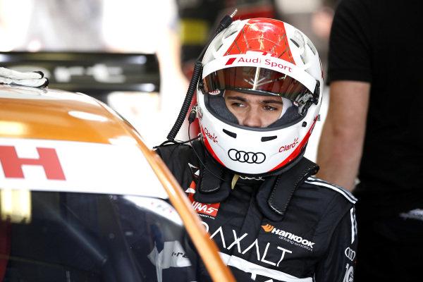 Pietro Fittipaldi, Audi Sport Rosberg.