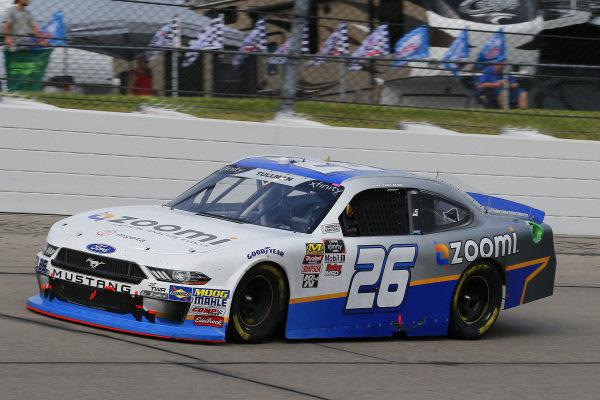 #26: Max Tullman, Tullman Walker Racing, Ford Mustang Zoomi/Myota