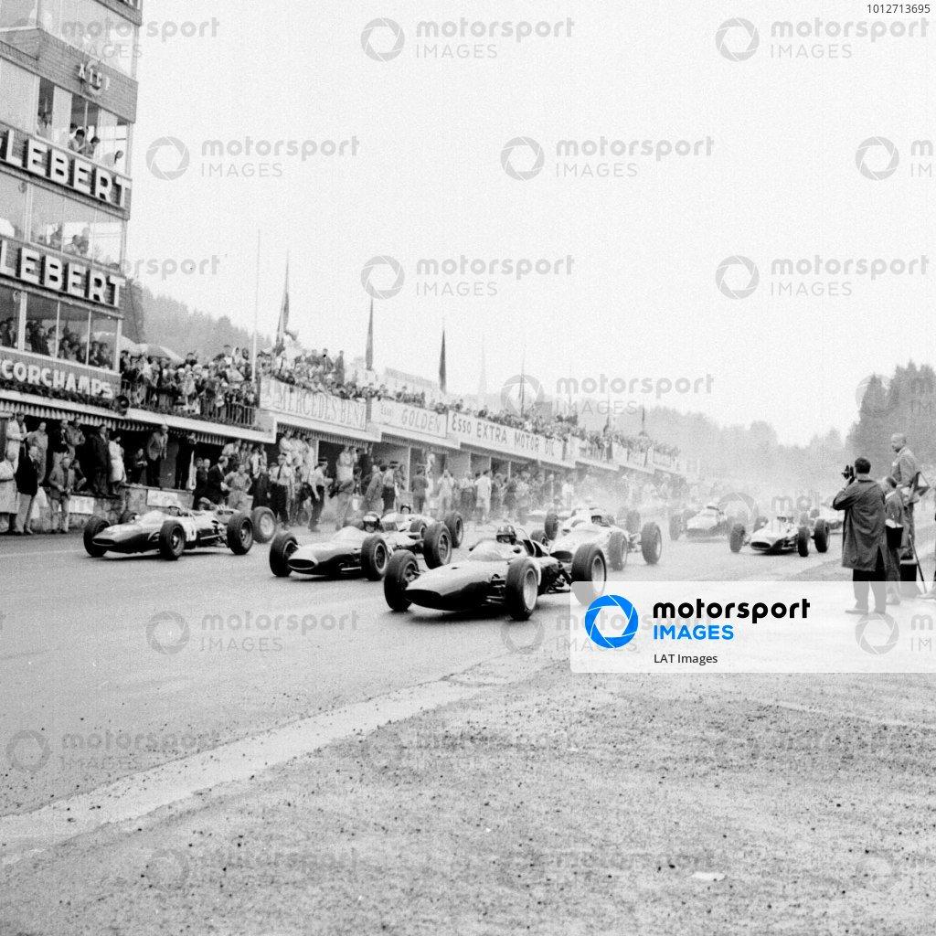 1963 Belgian Grand Prix.