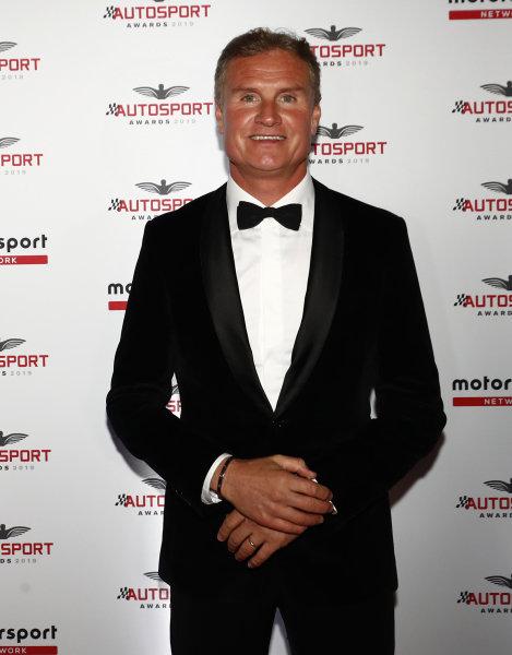 Presenter David Coulthard