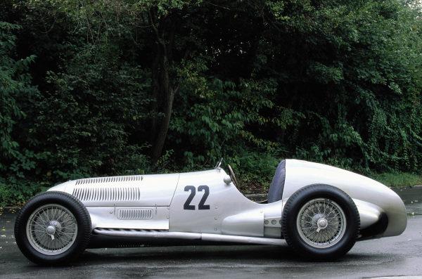 Mercedes-Benz W125, 1937