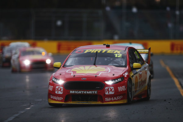 Fabian Coulthard, DJR Team Penske Ford.