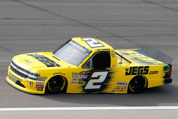 #2: Cody Coughlin, GMS Racing, Chevrolet Silverado Jeg's.com