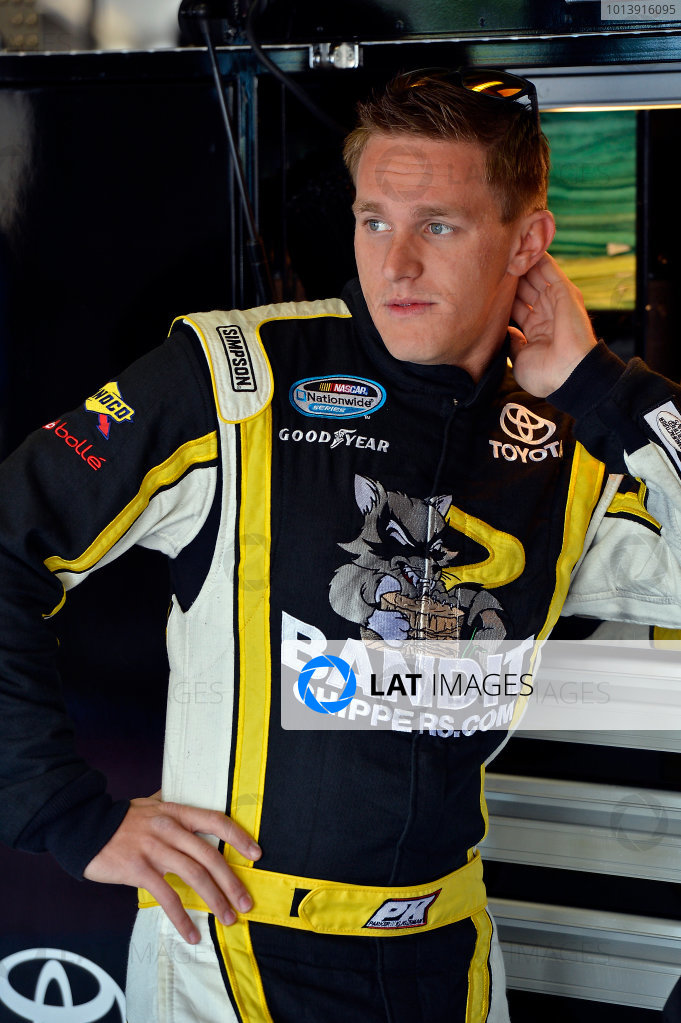 April 11-12, 2013 Fort Worth, Texas USA Parker Kligerman © 2013, Brian Czobat LAT Photo USA .