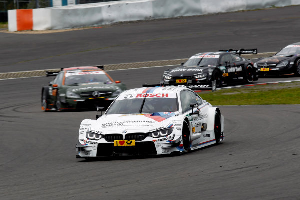 2014 DTM Championship Round 7 - Nurburgring, Germany 15th - 17th August 2014 Martin Tomczyk (GER) BMW Team Schnitzer BMW M4 DTM World Copyright: XPB Images / LAT Photographic  ref: Digital Image 3256923_HiRes