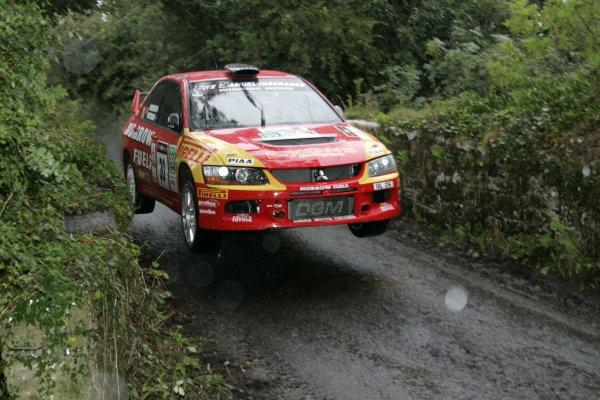 2006 British Rally ChampionshipUlster Rally, Armagh.2nd September 2006Philip MorrowWorld Copyright - Ebrey/LAT Photographic