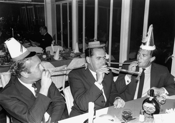 Kyalami, South Africa. 1st January 1968.