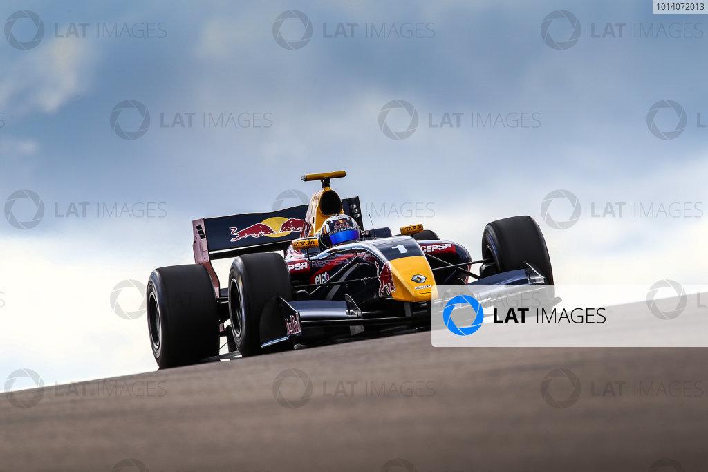 Official Test - Motorland Aragon