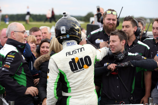 2016 British Touring Car Championship, Snetterton, 30th-31st July 2016, Rob Austin (GBR) Handy Motorsport Toyota Avensis   World copyright. Jakob Ebrey/LAT Photographic